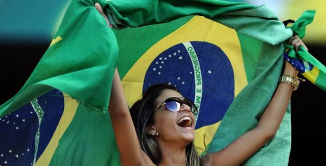 Chào Brazil, mùa Hè bỏng cháy đam mê