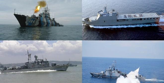 """Đội tàu chiến hùng hậu của """"xứ sở vạn đảo"""" Indonesia (II)"""