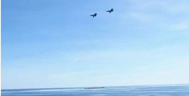 Chiến công oai hùng của Su-22 ở Trường Sa