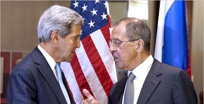 """Ukraine: Đàm phán Nga-Mỹ thất bại, Kerry cảnh báo """"sẽ mạnh tay"""""""