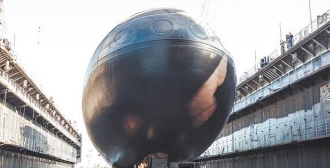 Hôm nay, Nga hạ thủy tàu ngầm Kilo thứ 4 cho Việt Nam