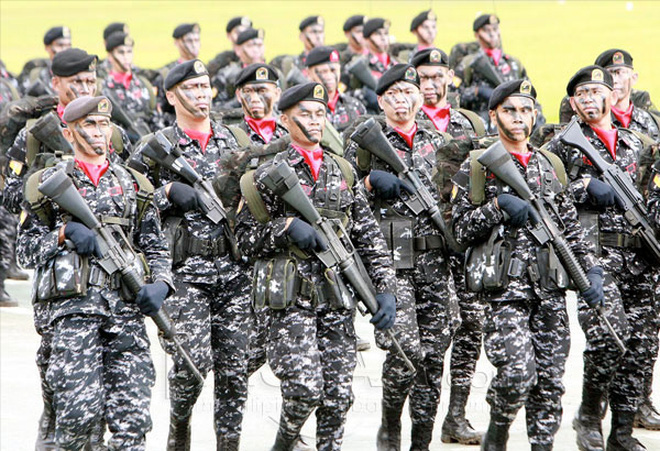 Philippines tăng cường binh lực trái phép tới Trường Sa