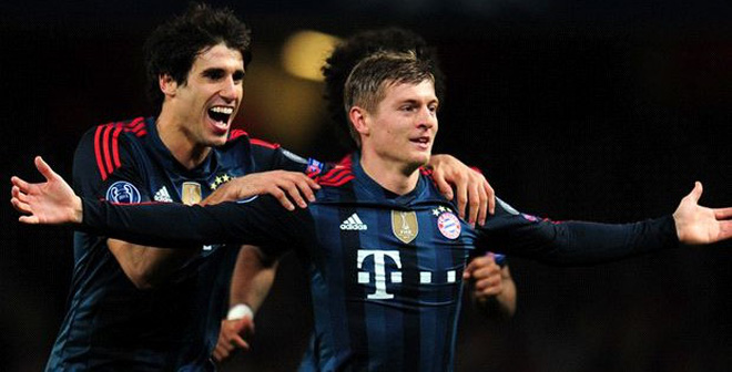 TIN VẮN SÁNG 4/3: Bayern nói không với Man United
