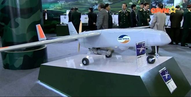 """UAV quân sự """"made in Vietnam"""" đầu tiên giờ ra sao?"""