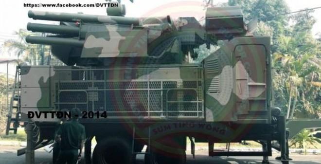 """Báo Trung Quốc: Việt Nam đã sở hữu """"mãnh thú"""" Pantsir-S1"""