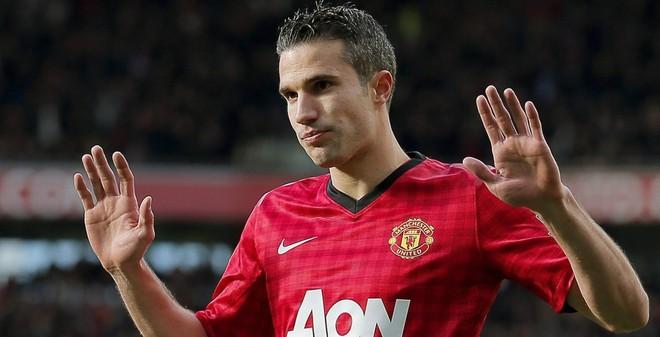 Van Persie hối hận vì gia nhập Man United