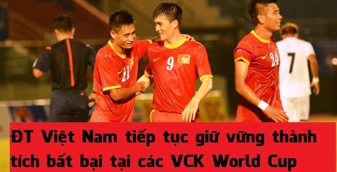 """Ảnh chế: Việt Nam """"bá đạo"""" nhất lịch sử World Cup"""