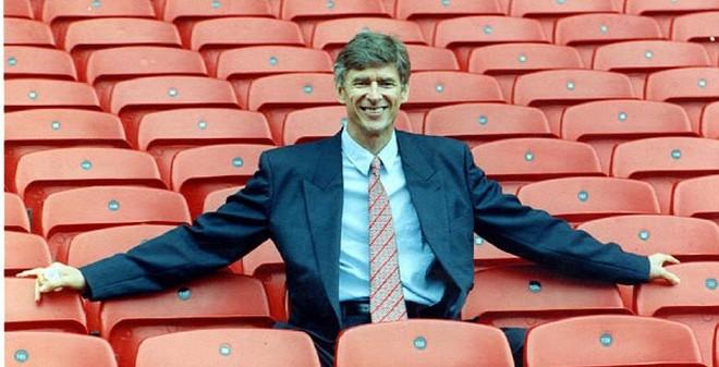 Hãy lớn nhé, Wenger!