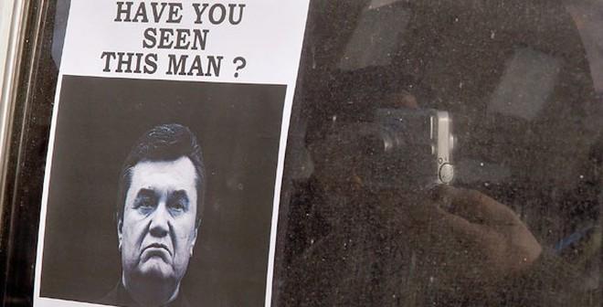 Ukraine không có quyền yêu cầu tòa án quốc tế truy tố Yanukovych
