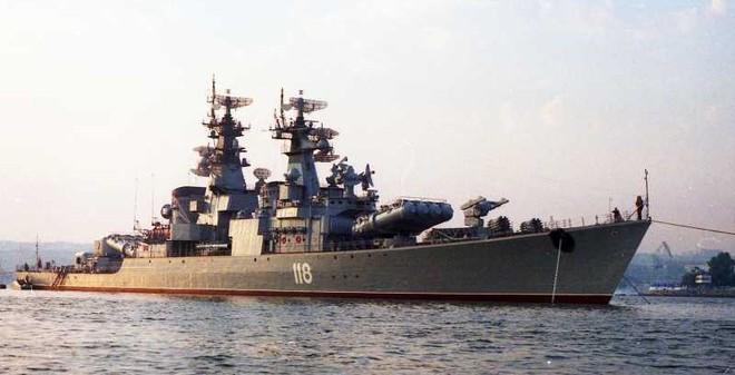 6 lớp tuần dương hạm thông thường của Hải quân Liên Xô