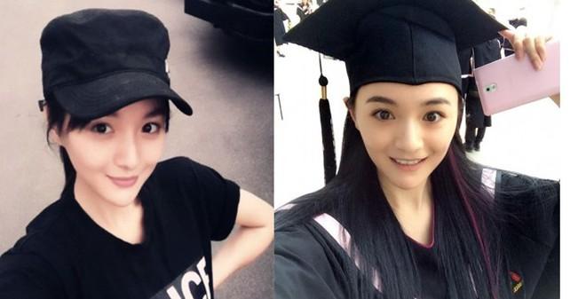 Nữ sinh đẹp nhất Đại học Điện ảnh khoe hình tốt nghiệp