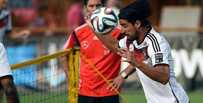 """Bản tin World Cup: Arsenal rộng cửa đón """"bom tấn"""" Khedira"""
