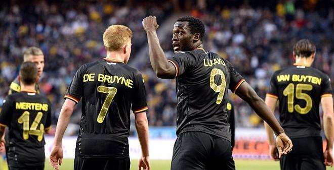 Hazard, Lukaku chói sáng, Bỉ vùi dập Thụy Điển