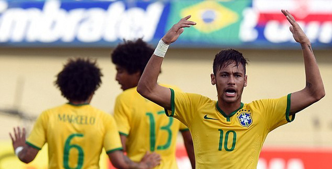 "Brazil 4-0 Panama: ""Tiểu Pele"" bùng nổ"
