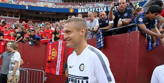 Vidic nói gì trước cuộc chạm trán Man United?