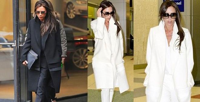 Victoria Beckham bị soi vì mặc đồ đụng hàng