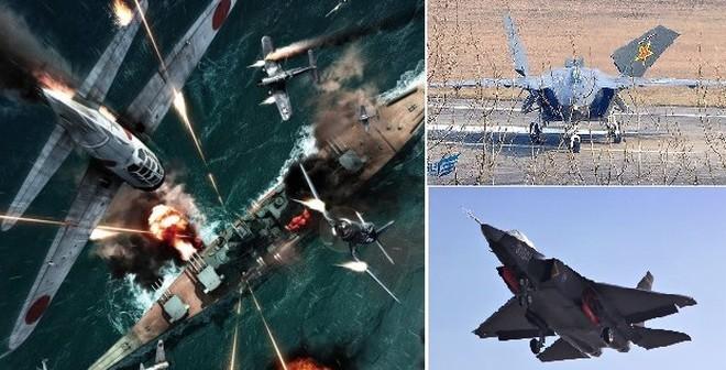 Báo Nhật ca ngợi J-20 Trung Quốc như huyền thoại Thế chiến thứ II