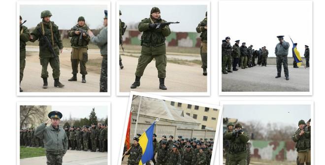 """Giây phút nghẹt thở của lính Ukraine trước mũi súng """"lính Nga"""""""
