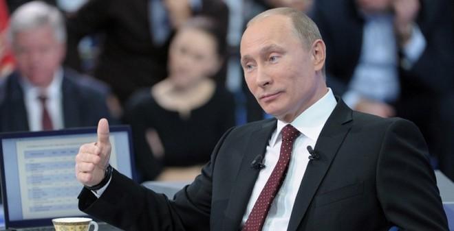 10 ngày nữa, Putin sẽ giao lưu trực tuyến về Crimea