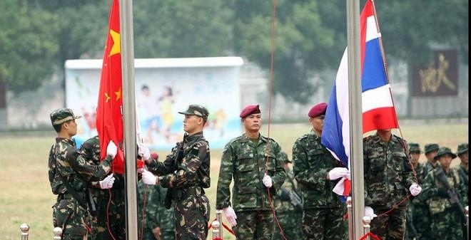 Trung Quốc tăng cường hợp tác với chính quyền quân sự Thái Lan