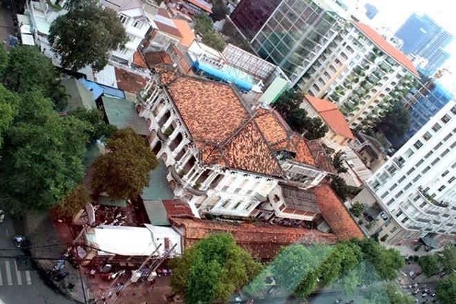 Lộ diện người thừa kế căn biệt thự cổ 35 triệu USD giữa Sài Gòn