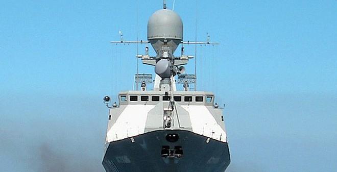 10 tàu hộ tống hàng đầu thế giới (P2)