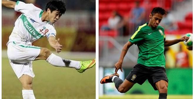 Công Phượng độc diễn không thua gì Neymar