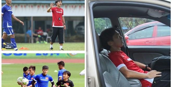 """HLV Miura đối phó với trò """"chơi xấu"""" của Malaysia thế nào?"""