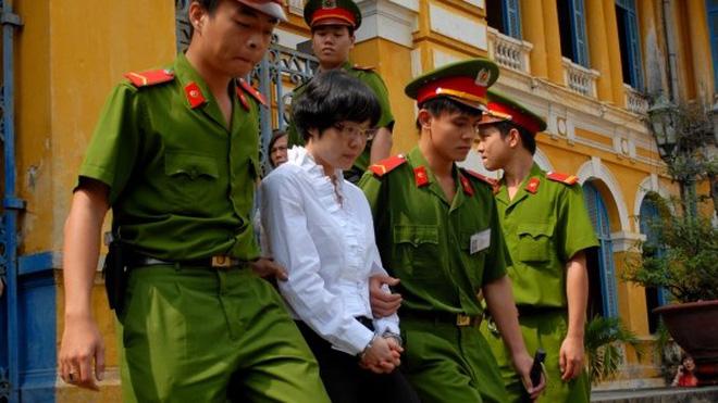 """Vụ Huyền Như: """"Lãnh đạo VietinBank ở đâu, làm gì?"""""""