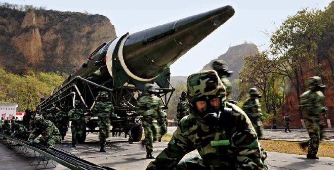 5 hệ thống vũ khí Trung Quốc đặc biệt nguy hiểm với Ấn Độ