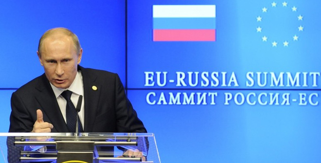 """TIME: EU không """"đủ gan"""" trừng phạt Nga về vấn đề Ukraine"""