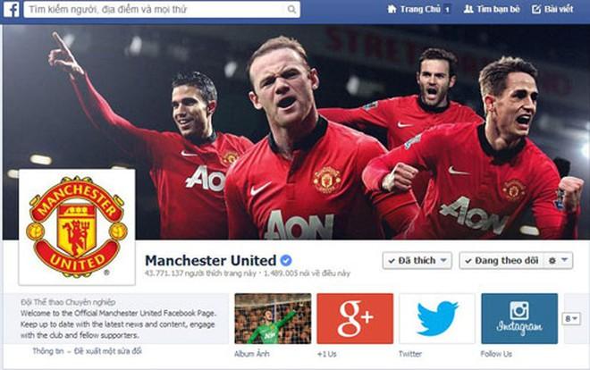 Man United mất gần 1 triệu fan sau trận thua Liverpool