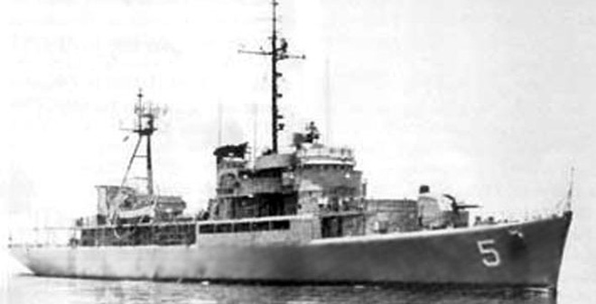 Số phận khác nhau của 4 chiến hạm VNCH tại Hoàng Sa tháng 1/1974