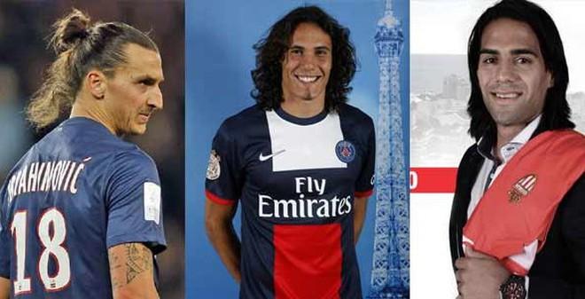 Mourinho: Falcao sẽ đến Chelsea còn Ibra, Cavani thì không