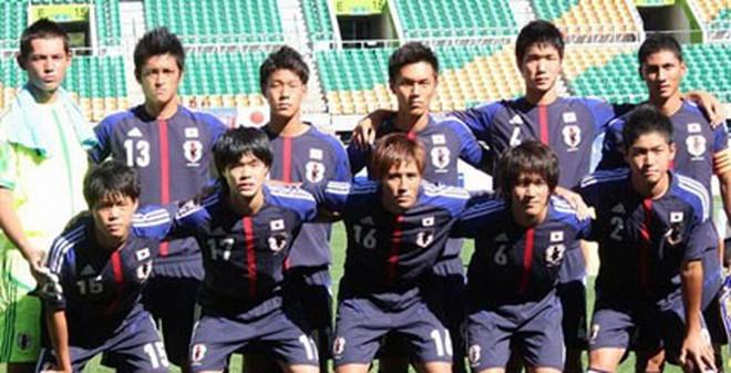 """U19 Nhật Bản ra oai với Việt Nam bằng clip """"độc"""""""