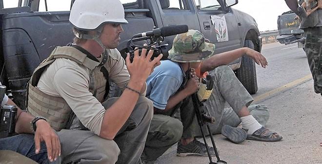 Nhà báo Mỹ bị cắt đầu: Sói đã đến thềm Nhà Trắng!