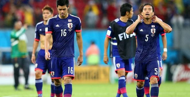 Nhật Bản, Hàn Quốc và World Cup buồn của châu Á