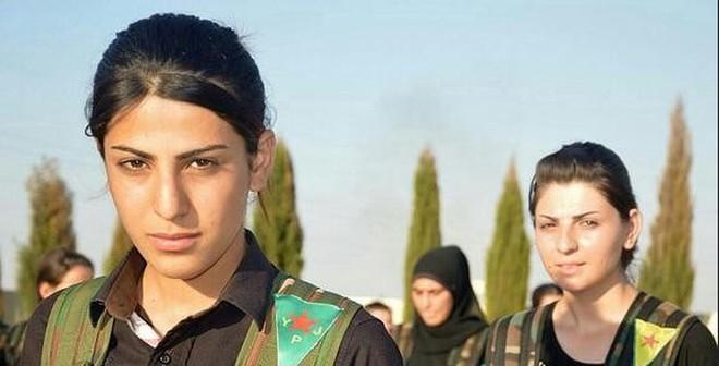 Vì sao phiến quân IS sợ nhất là... chết dưới tay phụ nữ?