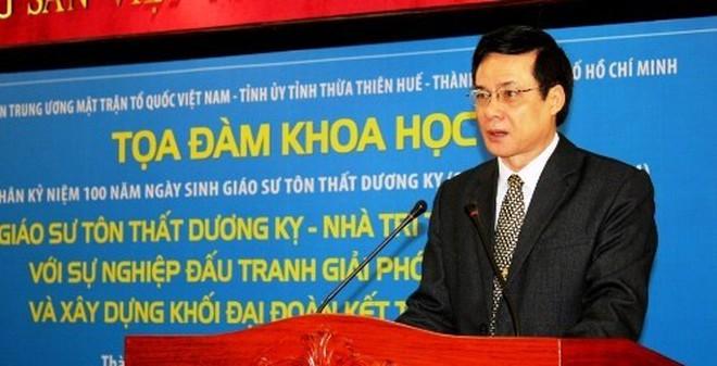 Báo Đại Đoàn Kết tuyển Tổng Biên tập: Phó Chủ tịch MTTQ nói gì?
