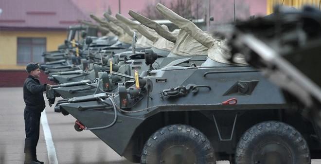TNS Mỹ: Cần cho Ukraine loại vũ khí khiến Putin phải trả giá