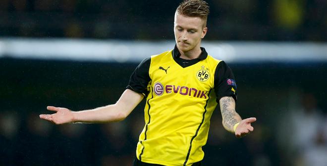 """Tin chuyển nhượng: Dortmund """"chơi bài ngửa"""" với Marco Reus"""