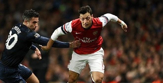 Lý do Ozil sa sút tại Arsenal