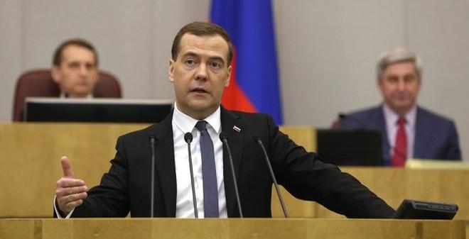 Thủ tướng Medvedev 'giãi bày khó khăn' khi Nga sáp nhập Crimea