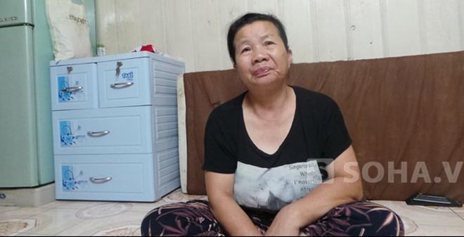 Khác lạ trong gia đình bảo vệ Khánh khi tìm thấy chị Huyền