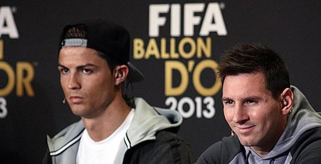 Cuộc đua Quả bóng vàng 2014: Messi đang xuất sắc hơn Cris Ronaldo