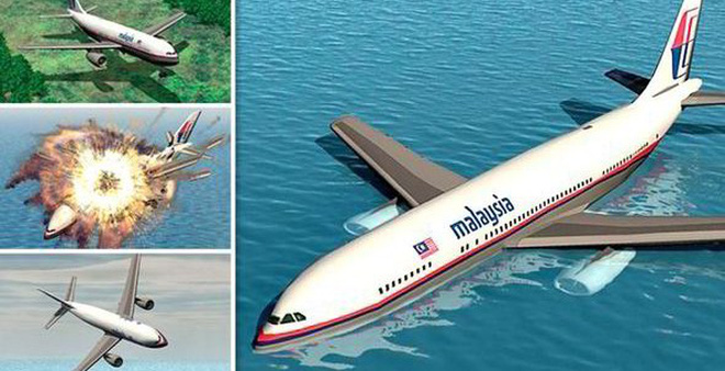 Lật lại một giả thuyết bi thảm về MH370