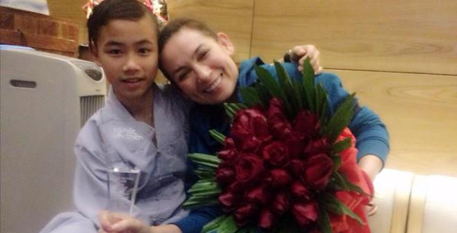 Phi Nhung muốn fan ngừng bình chọn trong Bài hát yêu thích