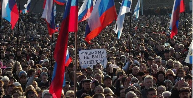 """""""Ukraine đang dùng biện pháp độc tài, khủng bố, đàn áp người dân"""""""