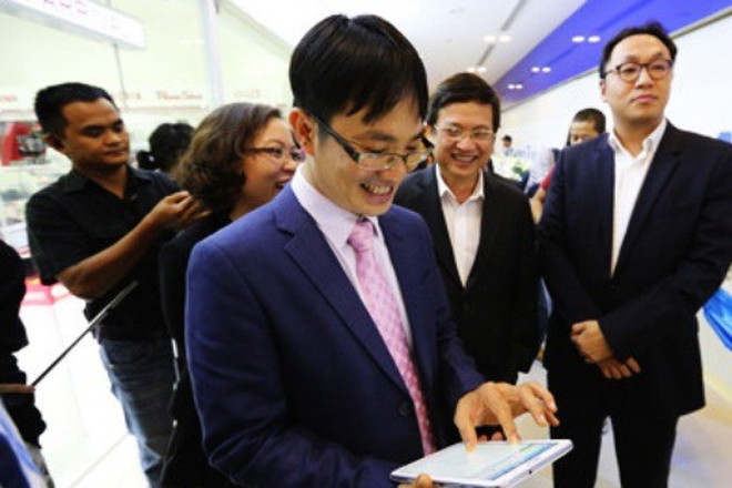 Nguyên giám đốc marketing Samsung, Unilever đầu quân cho Vinamilk