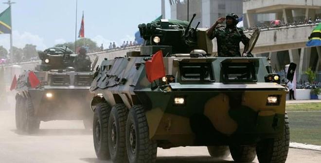 Vũ khí Trung Quốc nhiễu loạn thị trường châu Phi